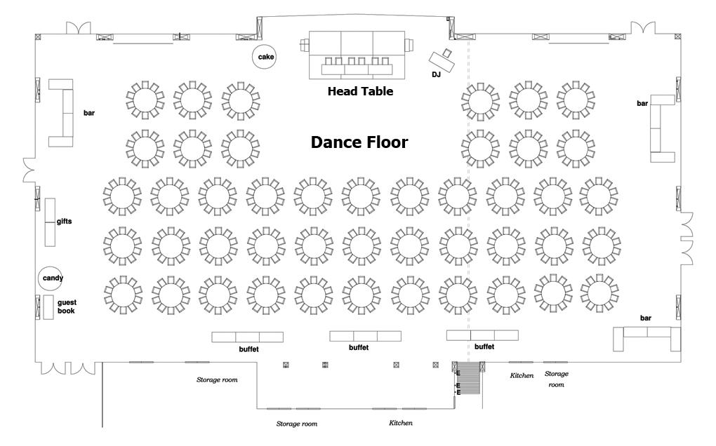 Lenhart Grand Ballroom