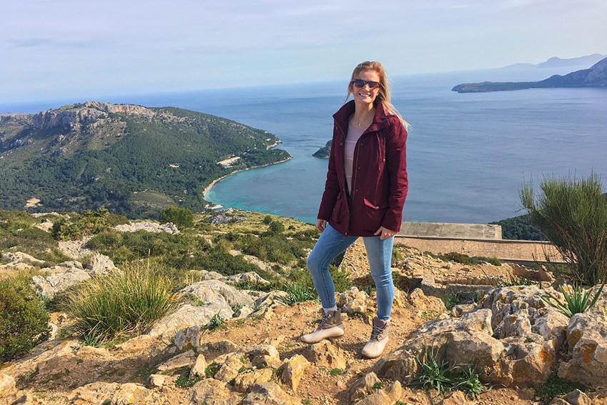 Cassie Woleslagel: working hard, chasing dreams