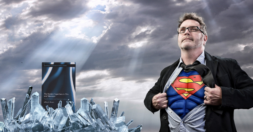 Dr. Jeff Brown Adresses the Trend of Exalted Superhero Status
