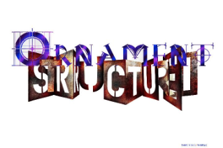 Structure Ornament, 2012