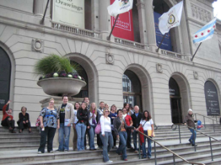Art History Association Annual Field Trip to Chicago 2008