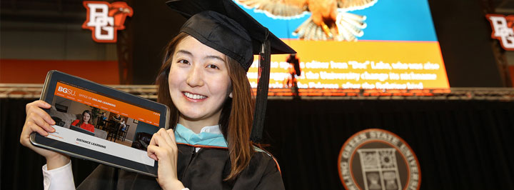 BRINGING BGSU TO CHINA - ONLINE
