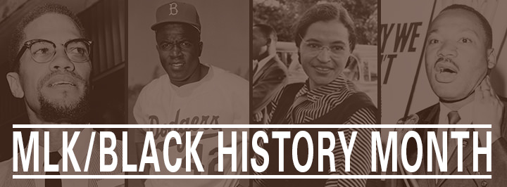 Celebrate Black History Month with BGSU!