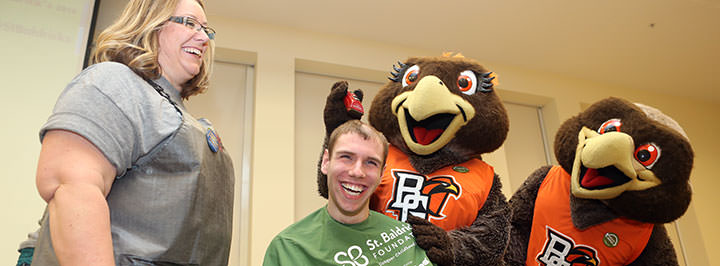 BGSU raises more than $25,000 for childhood cancer research