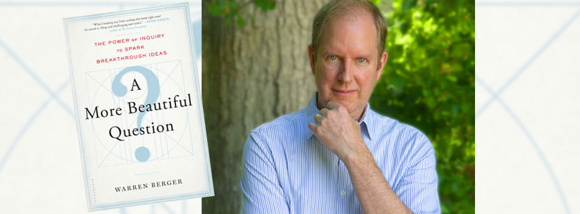 'A More Beautiful Question' author to visit BGSU