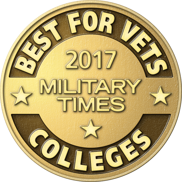 2017 Best for Vets Badge