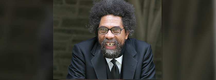 Dr. Cornel West to speak at BGSU on Jan. 19