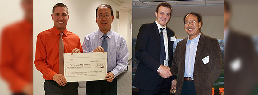 Top Finance Students Receive Awards