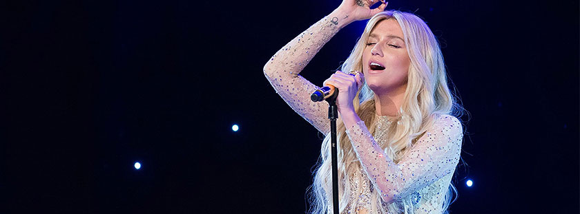 Tickets still available for Kesha concert