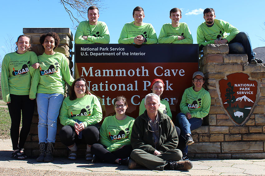 bGAB trip leaves mammoth impression