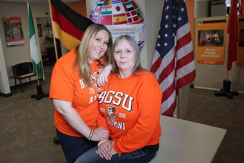 International alumna inspired by daughter to attend BGSU