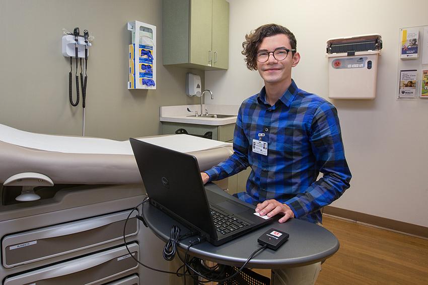 Joshua Amaro changes direction at BGSU, majors in social work