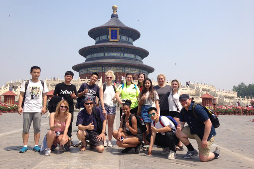 Postcard from Abroad: Beijing