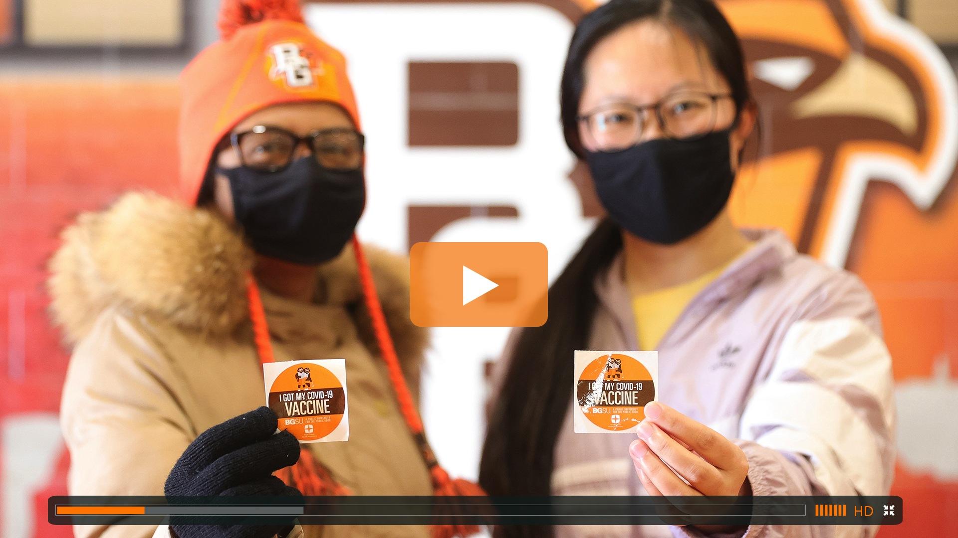 Watch BGSU Chief Health Officer Ben Batey's April 27 Video Update