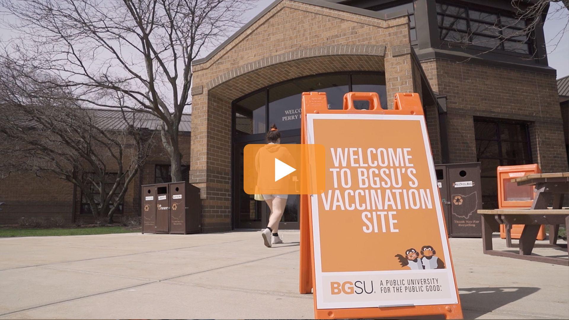 Watch BGSU Chief Health Officer Ben Batey's March 30 Video Update