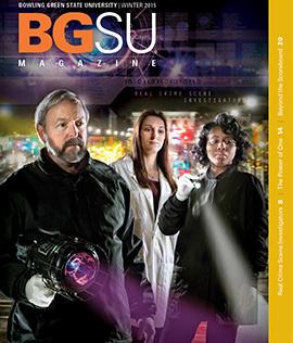Spring 2015 BGSU Magazine