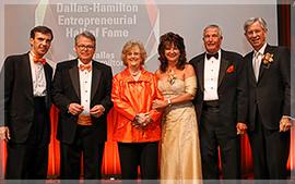 Dallas-Hamilton Entrepreneurial Hall of Fame