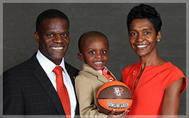 Michael Huger & Family