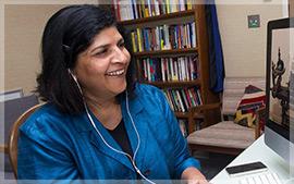 Dr. Radhika Gajjala