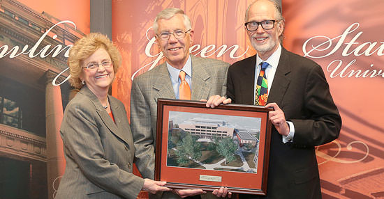 Newly named Michael & Sara Kuhlin Center transforms South Hall