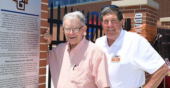 Legacy of BGSU lacrosse celebrated; Championship program began 50 years ago