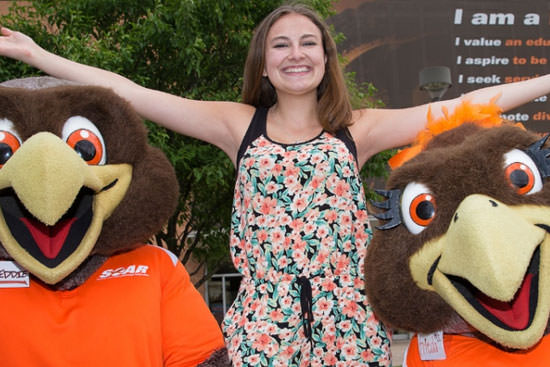 High notes of distinction; Incoming BGSU freshman excels in music and in the classroom