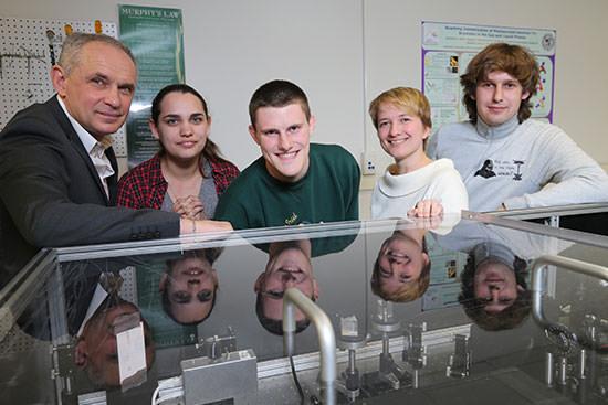 New BGSU research important to atmospheric photochemistry