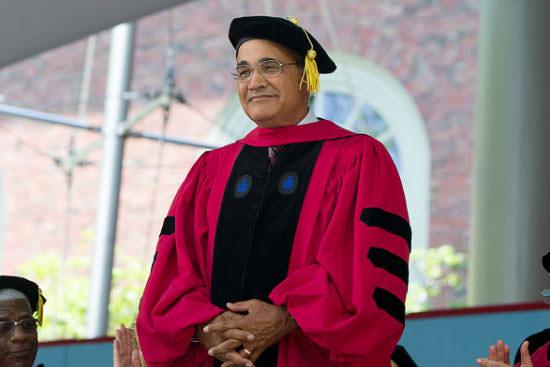 BGSU alumnus Arnold Rampersad feted for literary achievements