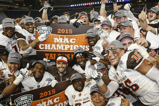 Football predicted to win fourth straight MAC East division title