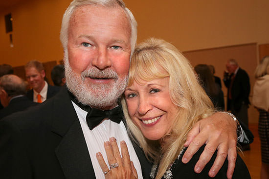 Bob '72 and Mary Stanton invest in the School of Media and Communication to help students succeed