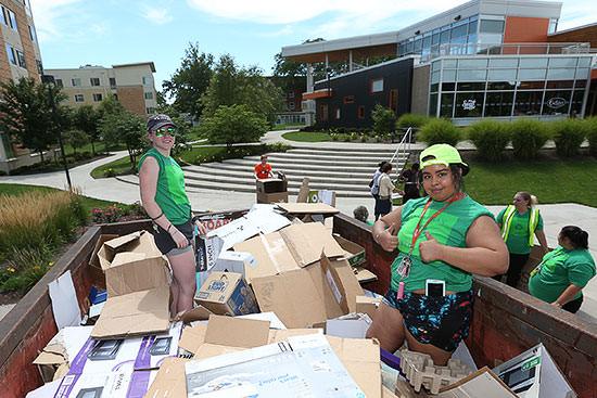 Princeton Review names BGSU a 'green college'