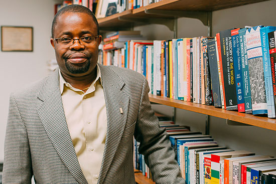 Apollos Nwauwa receives Carnegie African Diaspora Fellowship