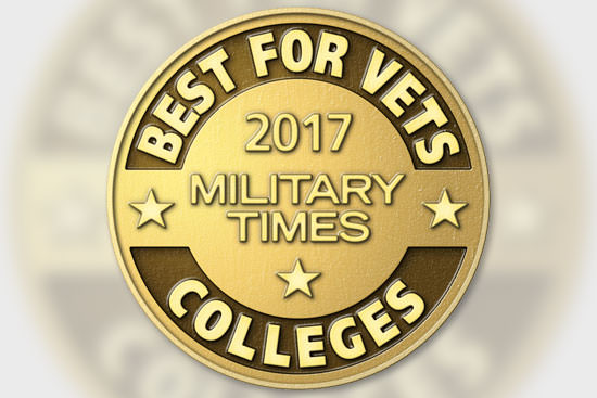 BGSU named best Ohio university for veterans by Military Times