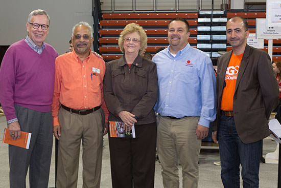 Building partnerships: First Solar, Lathrop sponsor Falcon BEST robotics competition