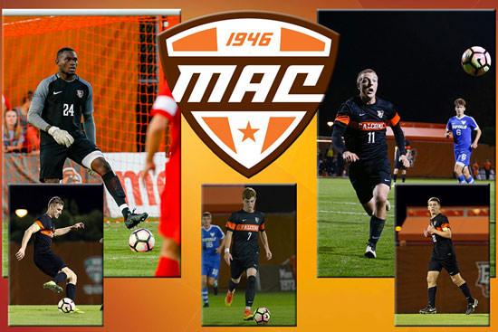 Nichols Named MAC Coach of Year)