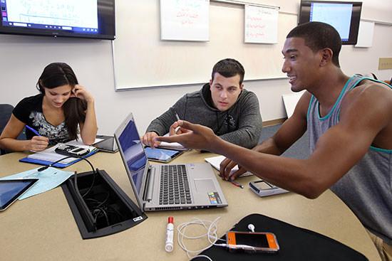 A #1 public university for student engagement