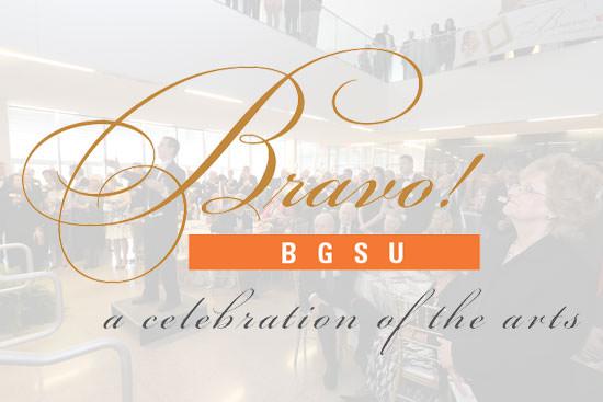 Experience the arts at Bravo! BGSU on April 1