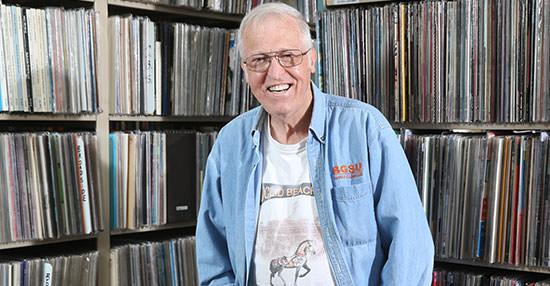 The music man Bill Schurk '66