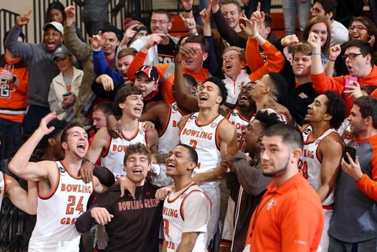 BGSU men's basketball beats Toledo in double-OT thriller
