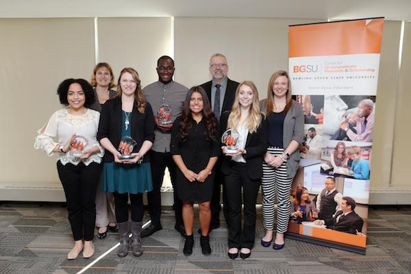 Students recognized for diversity studies