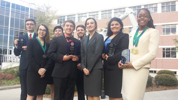 Falcon Forensics and Debate Team