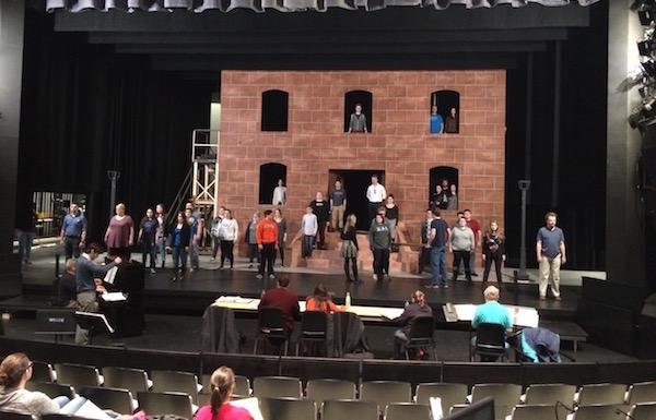 BGSU Opera Theater brings Kurt Weill's 'Street Scene' to Donnell stage