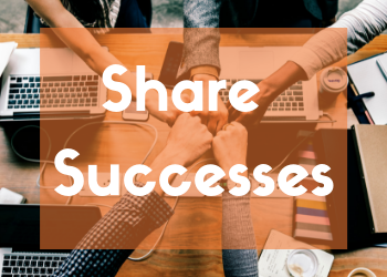 Share Successes