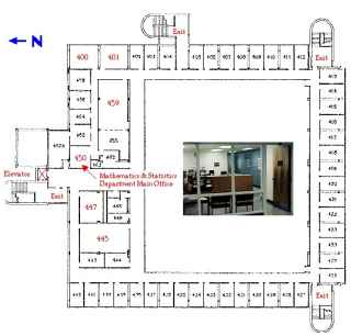 Fourth floor plan for Floor mathematics