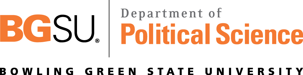 BGSU Political Science Logo