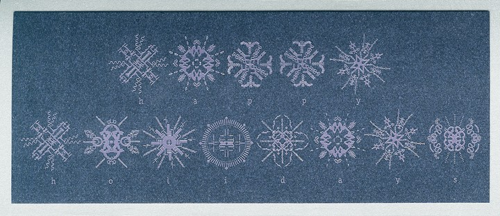 Holiday Card, 2004