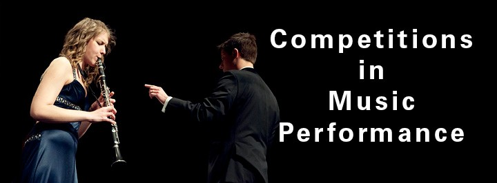 Competitions in Music Performance