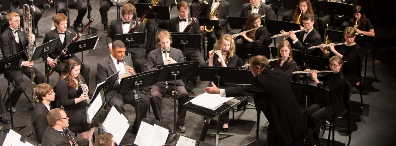 Wind Symphony Website pic