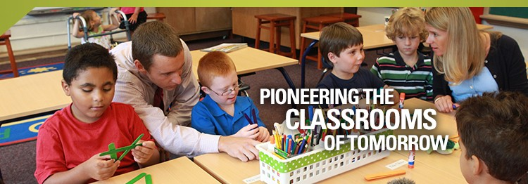 Pioneering-Classrooms