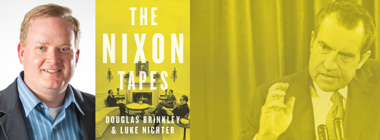 Nichter decodes Nixon in new book